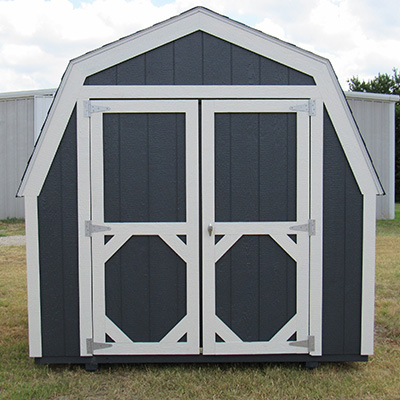 Ranch Barn Style Sheds in Adell